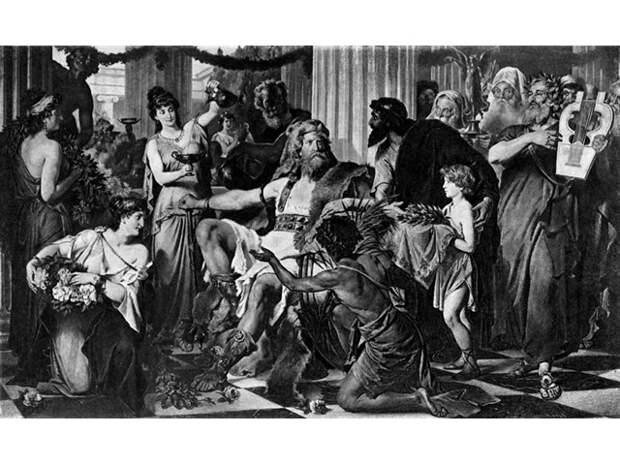 Римская Спарта: город, хранивший традиции