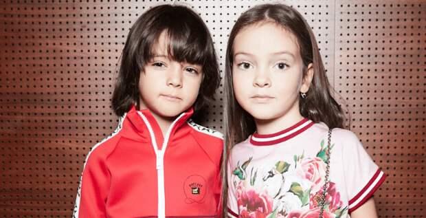 Поклонники раскритиковали новое совместное фото детей Киркорова
