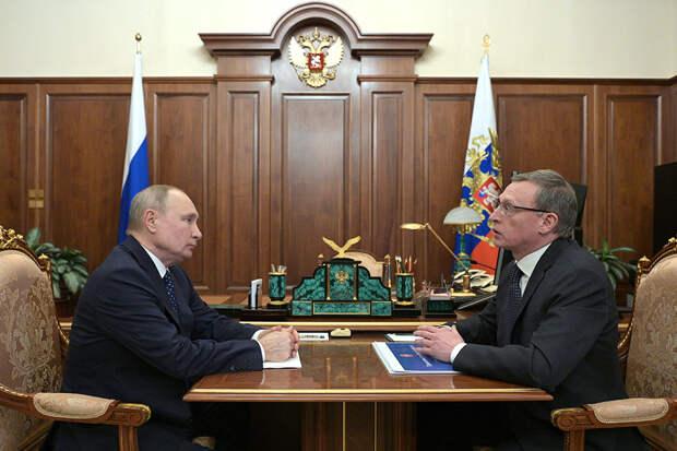 Путин предложил ориентир при строительстве соцобъектов