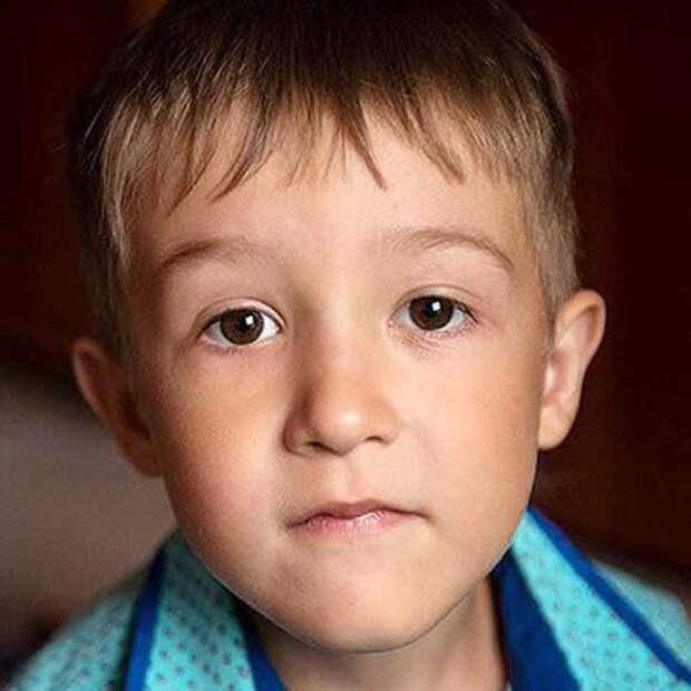 Гоша Дворников, 5 лет, тяжелый врожденный порок сердца – тетрада Фалло, спасет операция, 104020₽