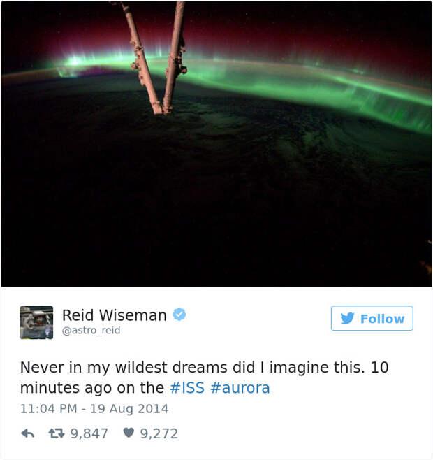 Виды из космоса