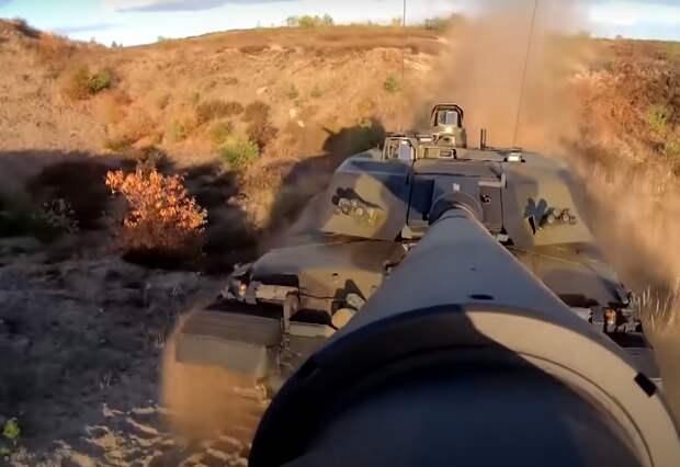 В Великобритании предсказали исход встречи новых Challenger 3 с российскими танками