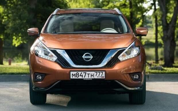 Объявлены рублевые цены на новый Nissan Murano