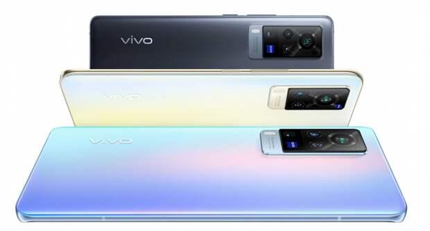 Показан дизайн китайского смартфона Vivo X60