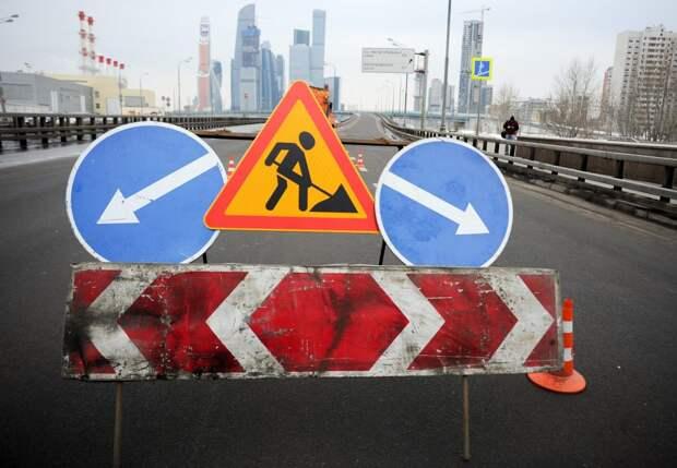 На пересечении улиц Капотня и Верхние Поля начали реконструкцию дороги