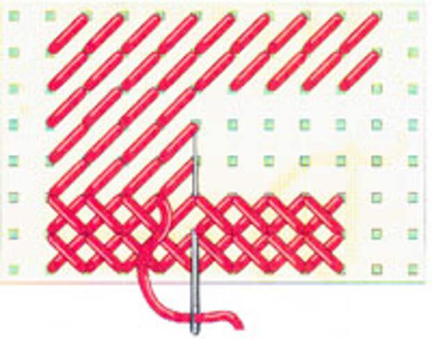 Увеличение в начале ряда (фото 9)