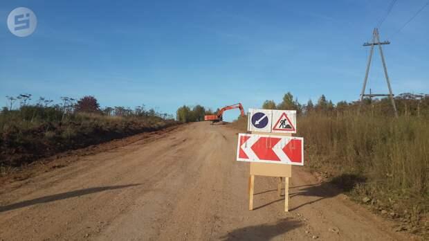 Торги по ремонту сельских дорог в Удмуртии планируют провести зимой