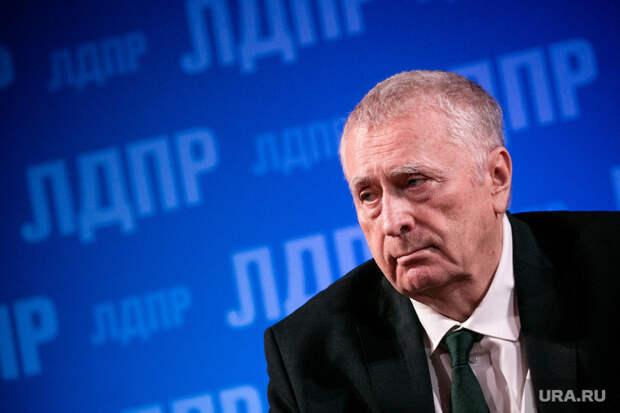 Жириновский рассказал овозможном уничтожении Германии