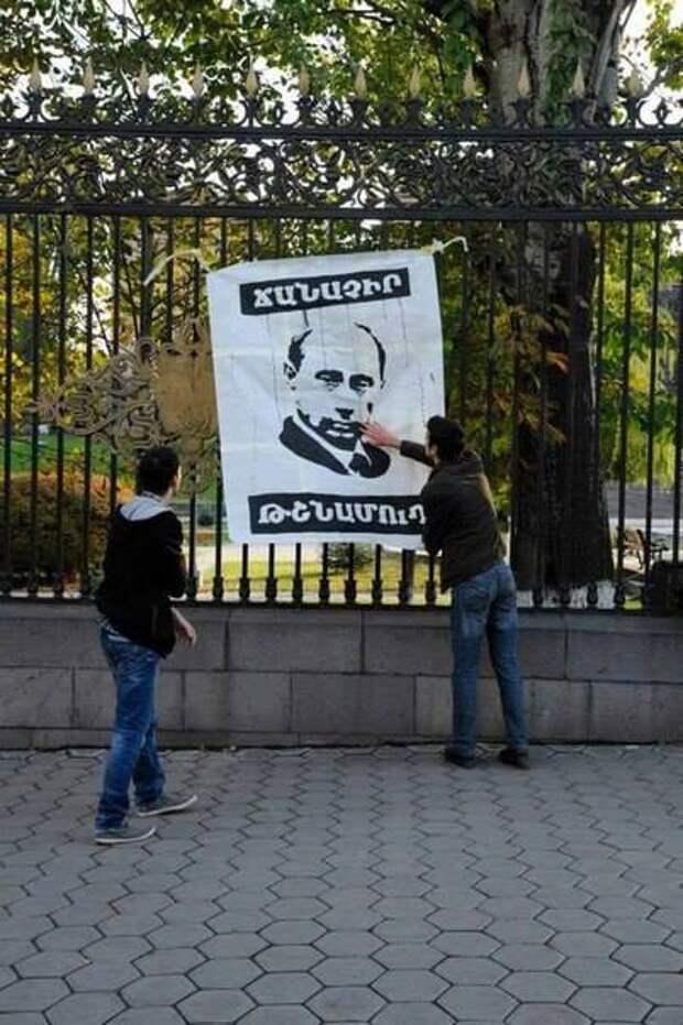 Польская версия завершения войны в Карабахе: «Русские оккупанты опять всех предали...»