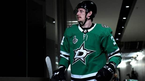 Гурьянов набрал 30-е очко в сезоне, обновив личный рекорд результативности в НХЛ