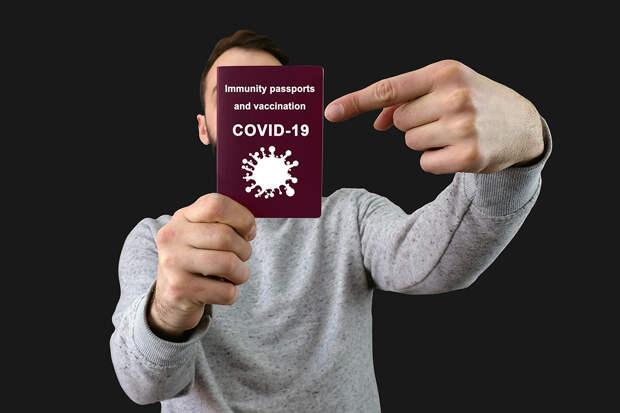 Евросоюз вводит «вакцинные паспорта» для своих граждан