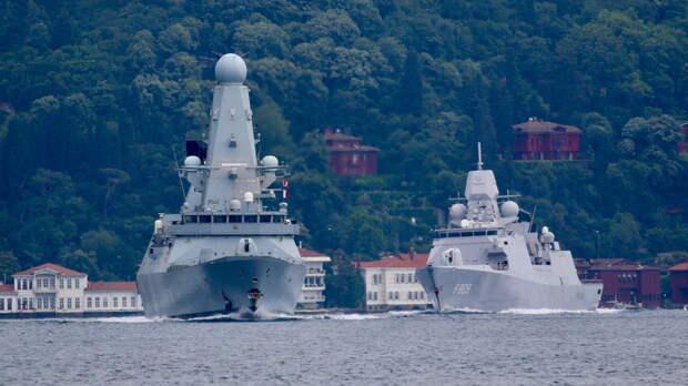 Пересёк госграницу России: что известно об инциденте с британским эсминцем Defender в Чёрном море