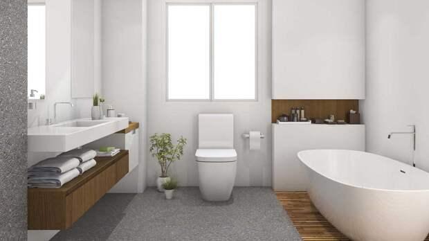 Как обновить ванную комнату без ремонта: пять простых хитростей