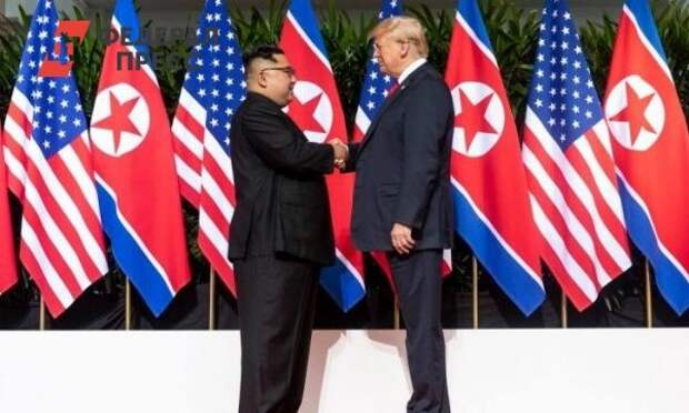 Дональд Трамп: никогда не недооценивайте Ким Чен Ына