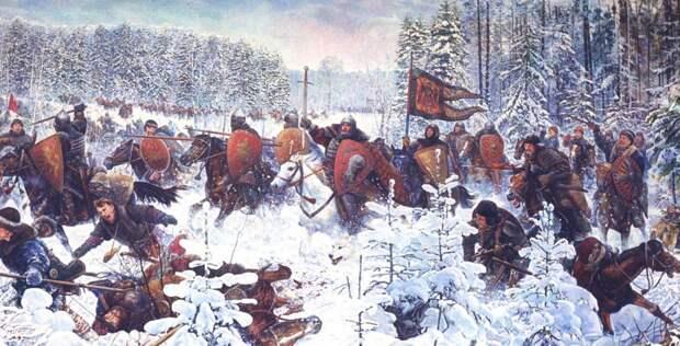 Первый наглец на московском троне
