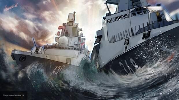 Баранец раскрыл стратегические задачи российского флота в Тихом океане