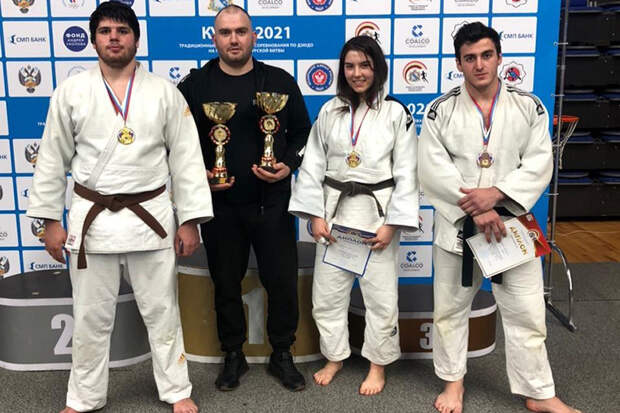 Дзюдоисты из Курьянова завоевали путевки на чемпионат России
