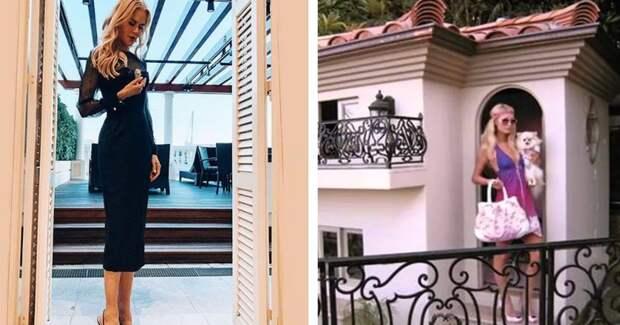 Дворец длясобак илифт длямашин: 8экстравагантных удобств вдомах знаменитостей