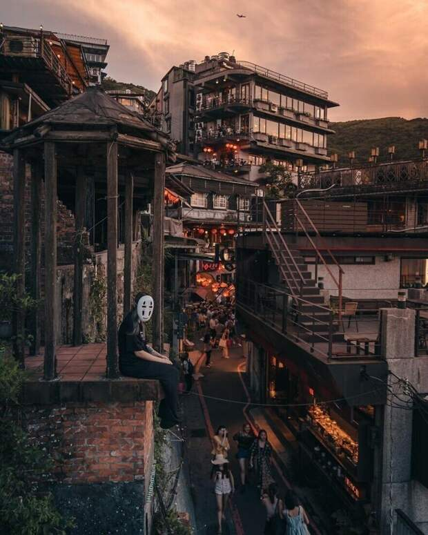 30 захватывающих снимков Рёсуке Косуге, на которых показана повседневная жизнь Азии