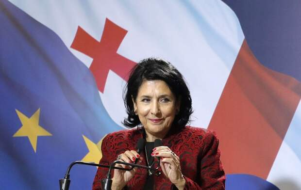Президент Грузии считает, что нужно сменить ориентацию – с российской на европейскую