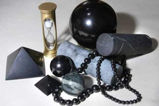 Целебные и лечебные свойства шунгита