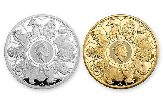 «Звери Королевы» возвращаются: единым строем на одной монете