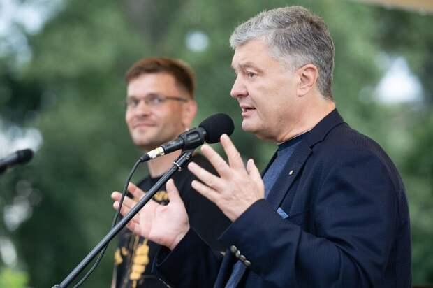 «Дырку ты получишь от бублика»: в Крыму ответили Петру Порошенко