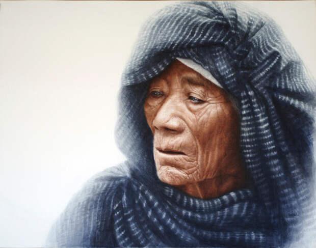 Мексиканская художница Patricia Guzmán.