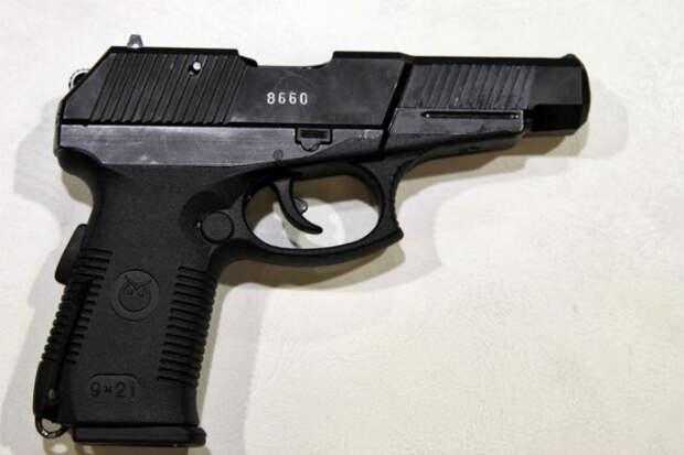 Новый российский пистолет: мощнее Макарова
