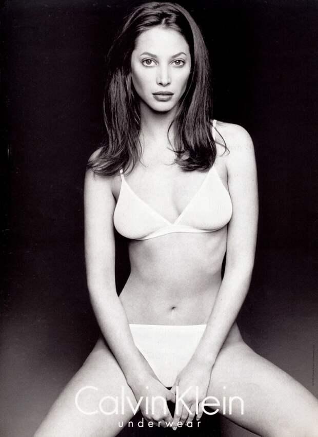 10 самых сексуальных моделей 90-х