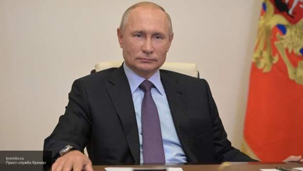 Путин поздравил победившую на выборах в Молдавии Санду