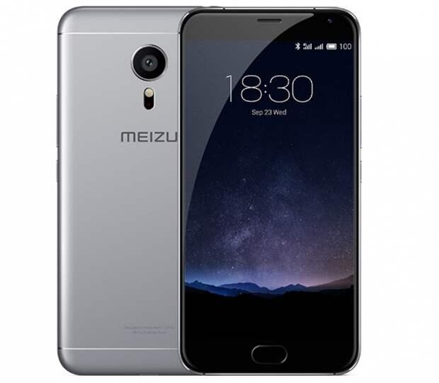 В Китае презентовали бюджетный смартфон Meizu M5