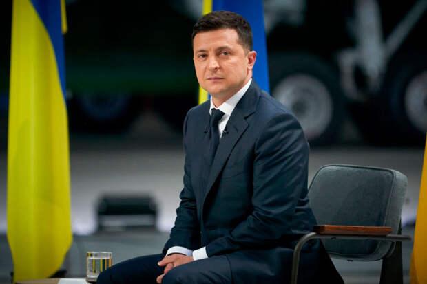 Зеленский надеется вернуть Донбасс спомощью референдума