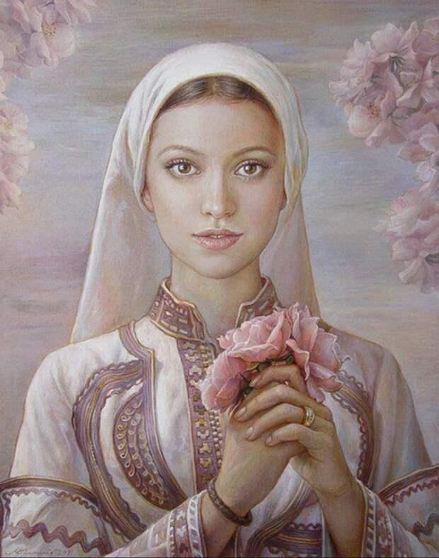художник Мария Илиева (Maria Ilieva) картины – 24