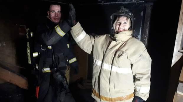 «Гермес ТВ» продолжает знакомство с пожарными частями Северного округа и узнает о буднях пожарных