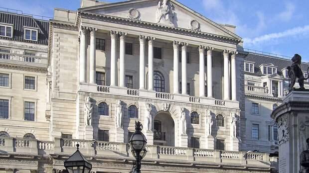 Британский ЦБ рассчитывает на рекордный рост ВВП в 2021 году