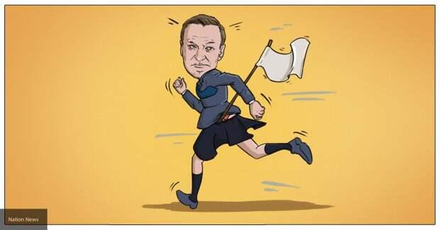 """Попытка затеять """"драку"""" с Валуевым отправила Навального в нокаут"""