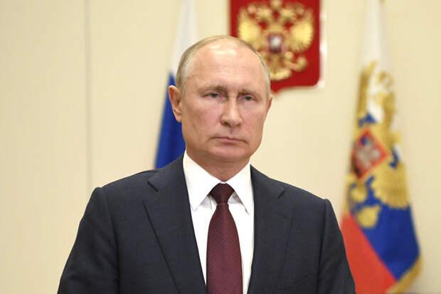 О тайном перевороте Владимира Путина