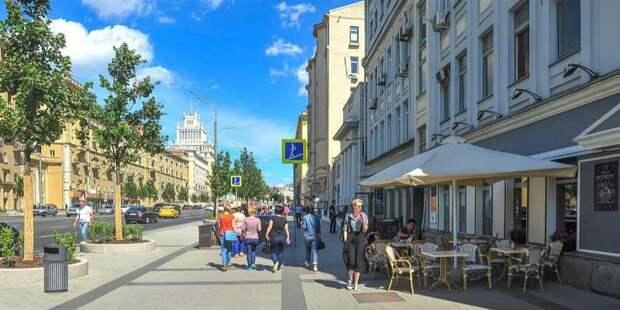 Власти Москвы напомнили рестораторам о мерах поддержки, которыми они могут воспользоваться