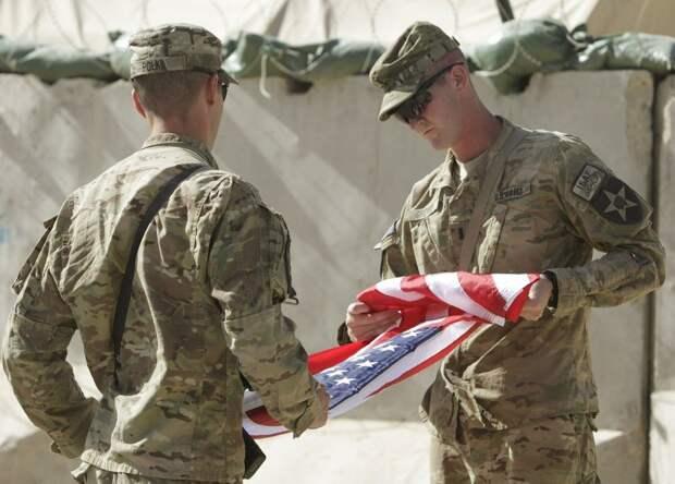 Вашингтон признал своё поражение в Афганистане
