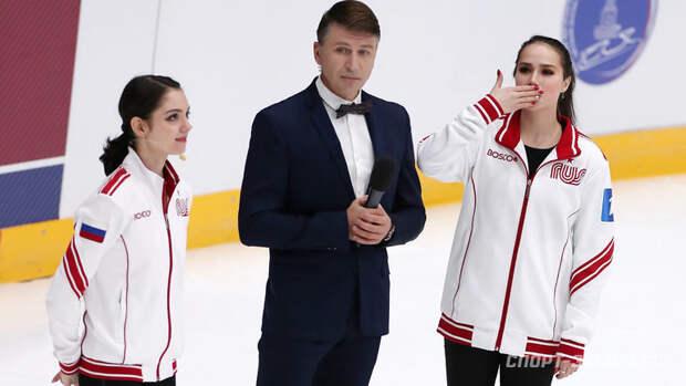 Загитова иМедведева вместе выступят вМоскве