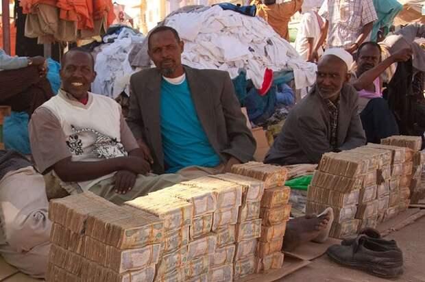 Зимбабве, Нигерия, Боливия: вот как резвится золотая молодежь стран третьего мира.