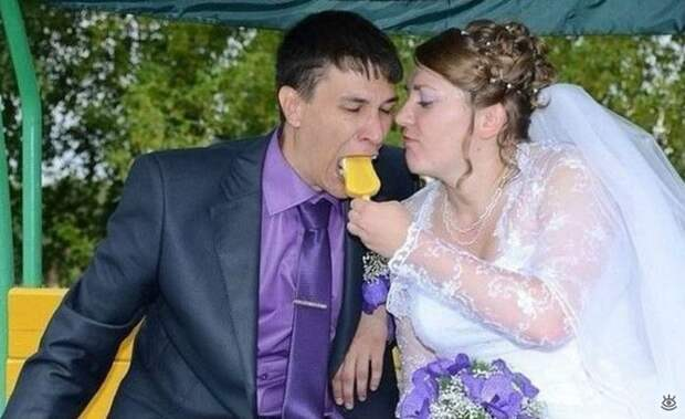 Прикольные свадебные торжества 2