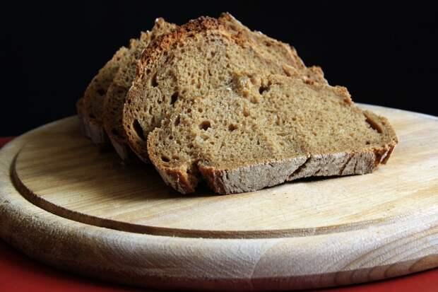 Из хлеба можно приготовить качественные дрожжи.