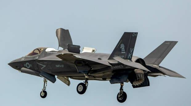 К российской границе стянут более 100 американских боевых самолетов