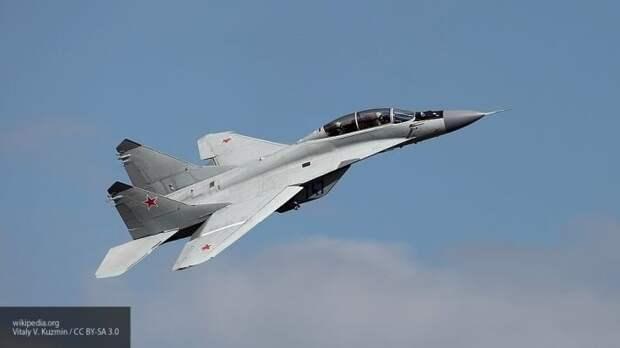 Американский пилот оценил боевые качества истребителя МиГ-29