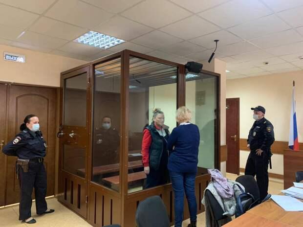 Задержанную по делу о пожаре в гостинице «Вечный зов» арестовали