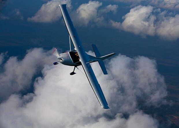 Бразильцы занялись разработкой электрического учебного самолета