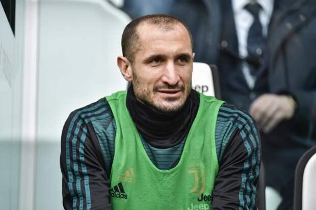 36-летний Кьеллини подпишет с «Ювентусом» новый контракт