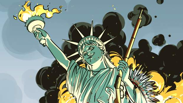 Франц Клинцевич: Больше нет демократии, которую раньше несли американцы